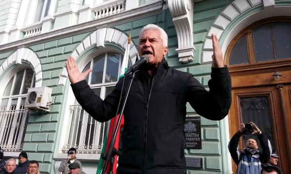 Сотир Цацаров поиска имунитета на Сидеров