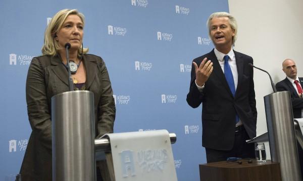 Възход на евроскептичните партии и срив на доверието
