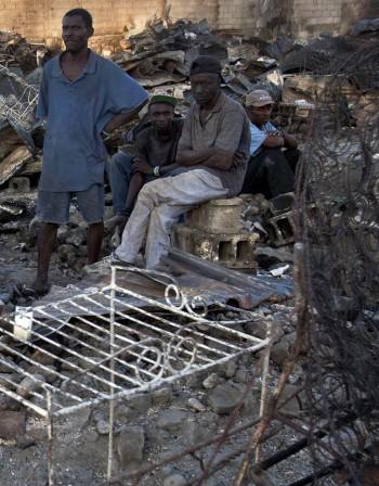 Хаити почете загиналите при земетресението