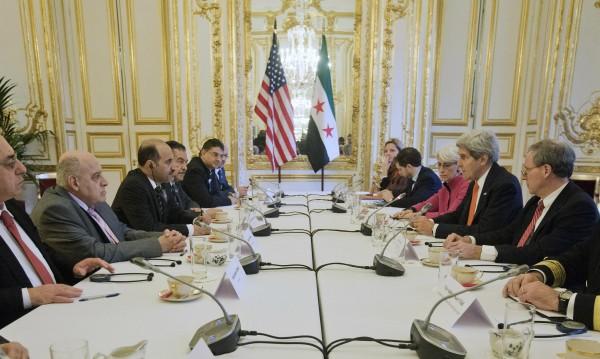 Сирийската опозиция може да загуби подкрепата на САЩ и Великобритания