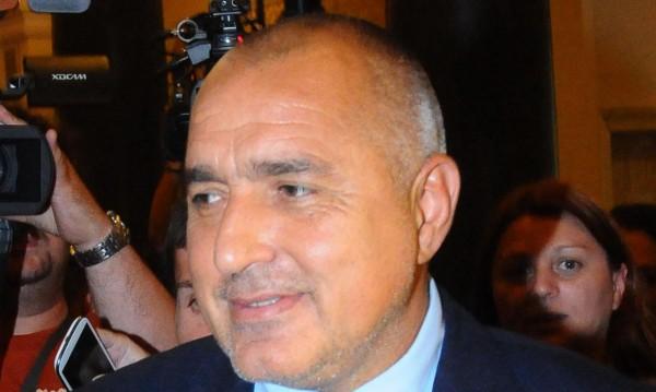 Безразлично ми е какво се случва в БСП, твърди Борисов