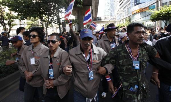 Какво означават за туристите протестите в Банкок