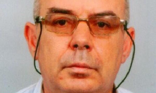 СДВР издирва 55-годишния Кирил Балевски
