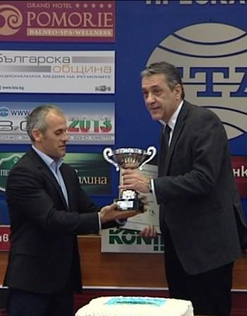 Избраха Новак Джокович за спортист номер едно на Балканите