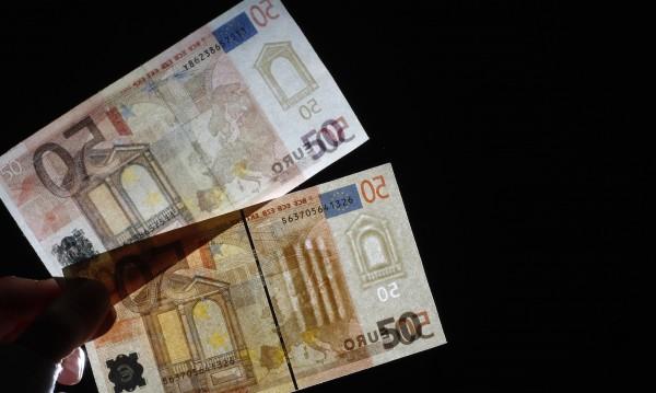 Испания задържа най-големия фалшификатор на пари в историята си