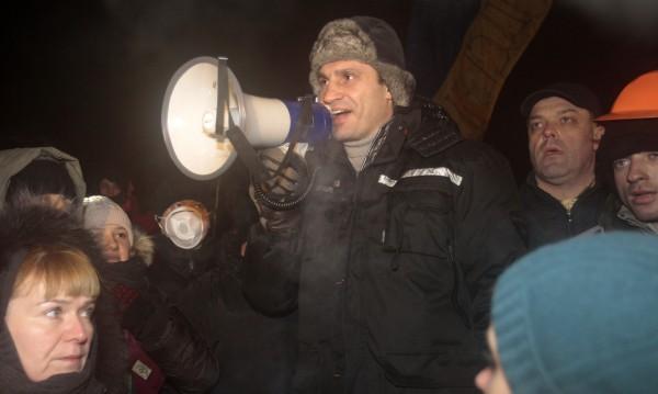Опозицията в Украйна призова за запазване на примирието