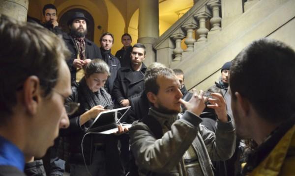 Нова окупация на Софийския университет