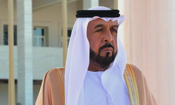 Президентът на ОАЕ е приет в болница с инсулт