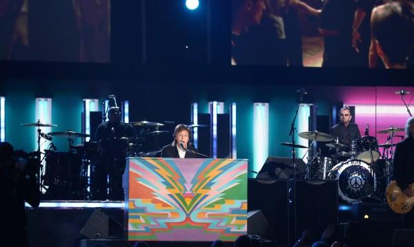 """Церемонията """"Грами"""" е втората най-гледана от 20 г."""