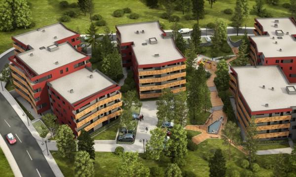 Тенденция при имотите: спокойствие сред природата, но близо до големия град