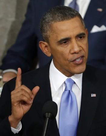Обама: Украинците сами да определят бъдещето си!