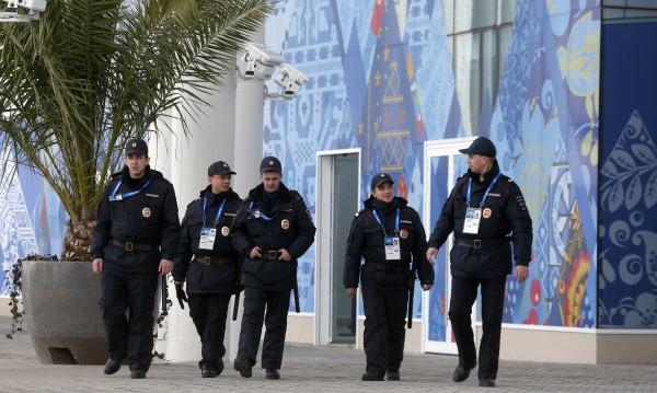 Тероризъм по време на Олимпиада