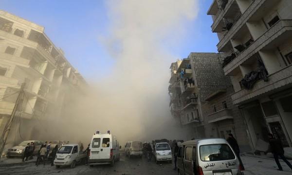 7 хиляди чуждестранни бойци действат в Сирия