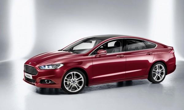 Новият Ford Mondeo най-накрая и в Европа