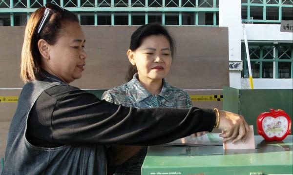 Приключиха изборите в Тайланд