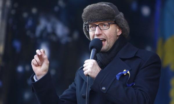 Украинската опозиция е готова да състави правителство
