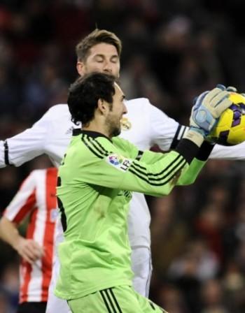 Серията на Реал без допуснат гол спря на 821 минути