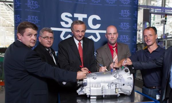 Трансмисиите за Mercedes-Benz ще се правят в Румъния
