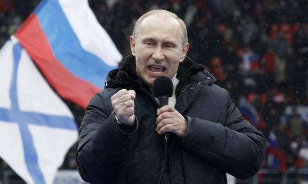 Путин е политик №1 за 2013 г. според световната медийна общност