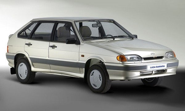 Lada Samara е вече история