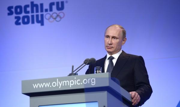 """""""Олимпиадата в Сочи е реалност - Русия е победител"""""""