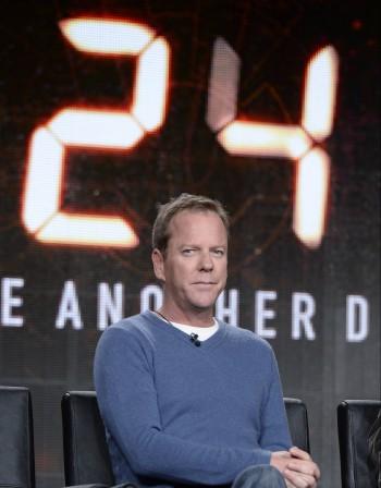 """Кийфър Съдърланд не е гледал нито един епизод от """"24"""""""