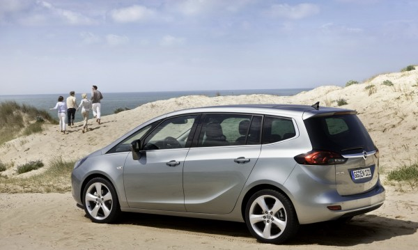 Opel готви заместник на Antara
