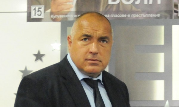 Какъв сценарий тече в държавата, чуди се Борисов
