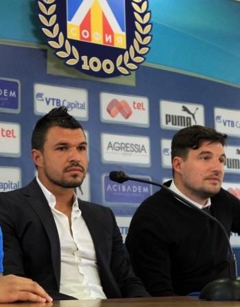 Йовов отсече: Искам 20 победи от Левски през пролетта