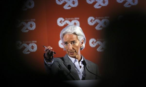 Украйна поиска официално помощ от МВФ