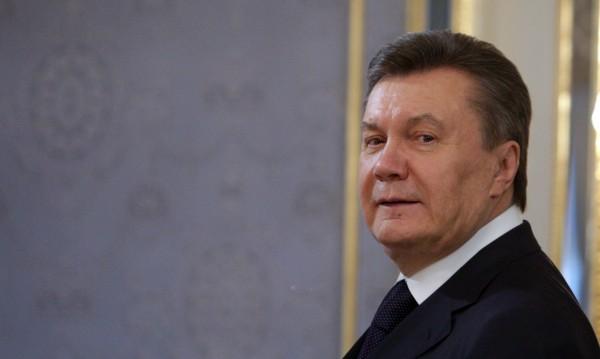 Янукович ще даде пресконференция от руския град Ростов на Дон