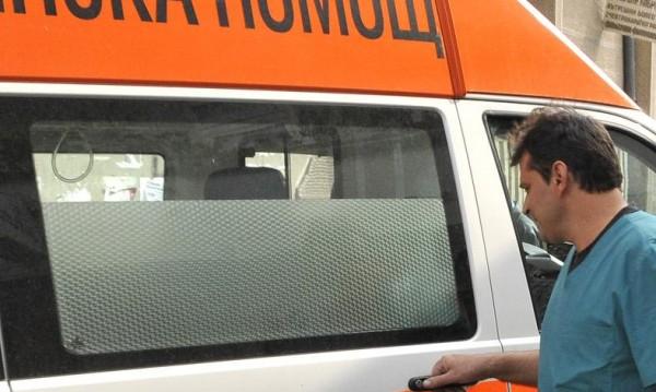 Възрастна жена загина при катастрофа в София