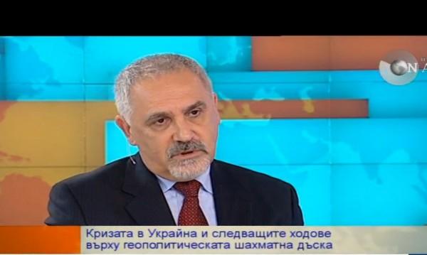 Без да гради доверие, Украйна може да не се запази