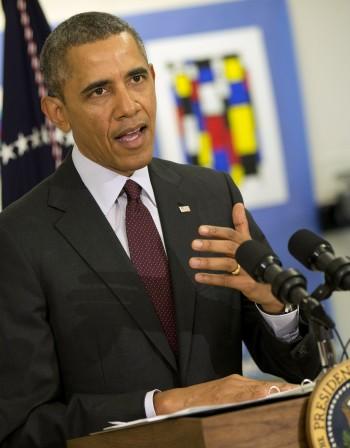 Обама: Изявлението на Путин не заблуждава никого!