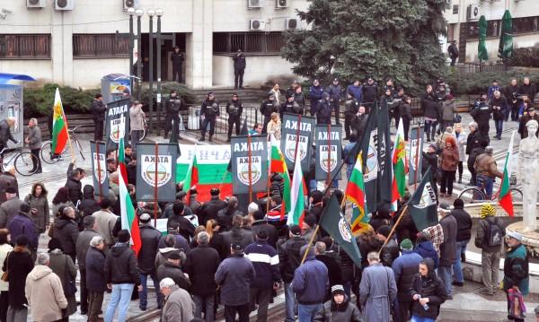 """Два митинга във Видин защитаваха """"Конака"""""""