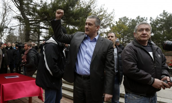 Новият лидер на Крим и тъмното му минало