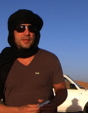 Как Хавиер Бардем се оказа в бежански лагер в Алжир