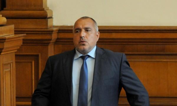 Борисов: Местан управлява, Доган е на най-високия пост