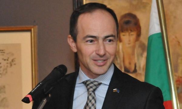 Андрей Ковачев  е втори в листата на ГЕРБ за евроизборите
