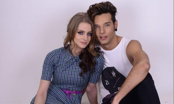 Надя и Иван Тишев - пометени от любов