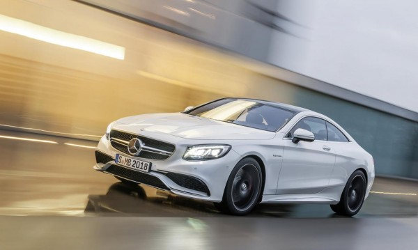 Mercedes разкри S63 AMG Coupe