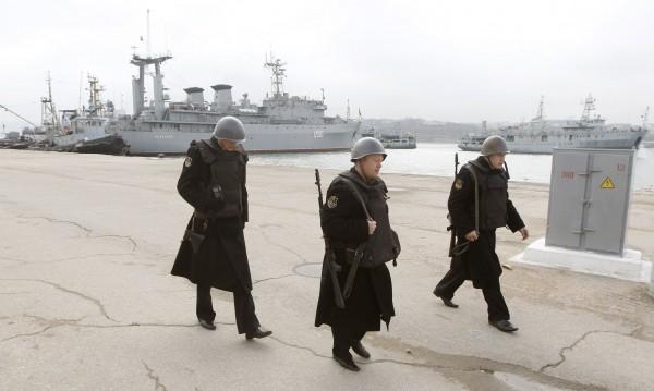Върховната рада обяви Крим за временно окупирана територия