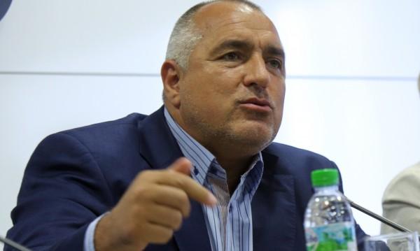 Борисов бесен за решението на НС за ЦИК: Много е нагло!