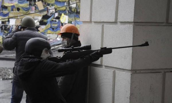 Снайперистите, стреляли по Майдана – украинци