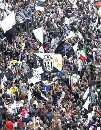 30% от тифозите в Италия са от Ювентус