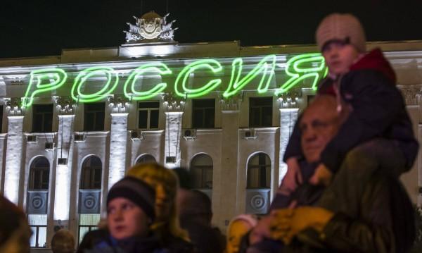 В Крим пристигат по над 200 бежанци от Украйна всеки ден