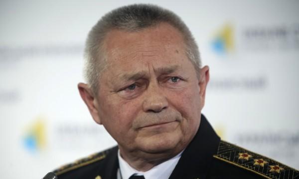 Украинският министър на отбраната подаде оставка, отхвърлиха я