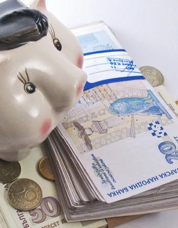 Домакинствата спестиха нови 114 млн. лв. през февруари