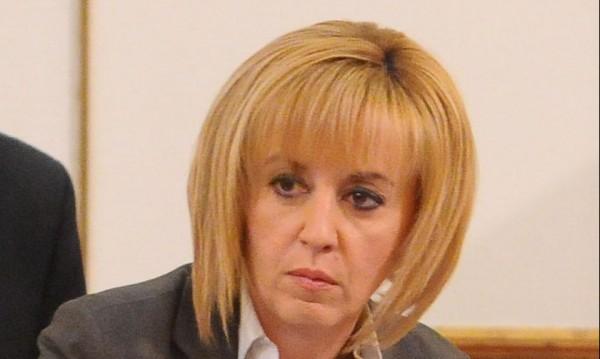 """Манолова няма да вади """"закононарушителя"""" от кашата"""