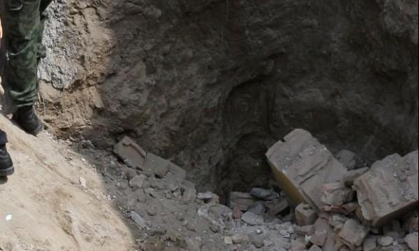 Свлякла се земна маса затрупа работник в Кубрат